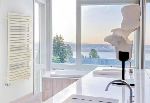 Электрический полотенцесушитель в ванную комнату Terma Quadrus Bold