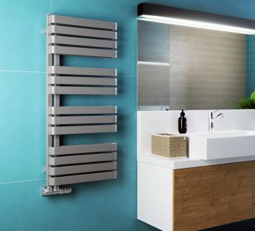 Полотенцесушитель электрический Terma Warp S в ванную комнату