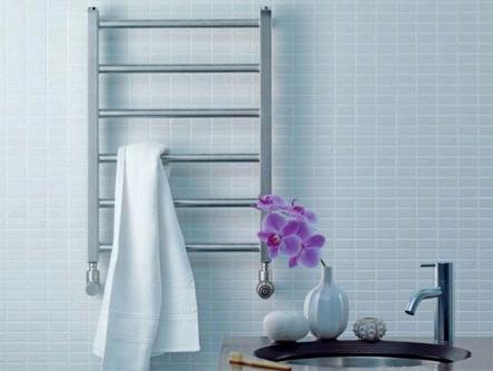 Цветные полотенцесушители для вашей ванной комнаты