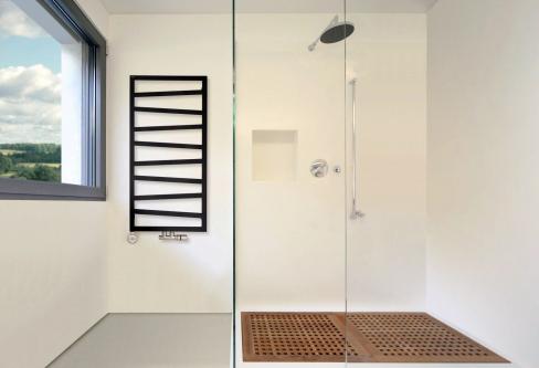 Полотенцесушитель электрический Terma ZigZag в ванную комнату