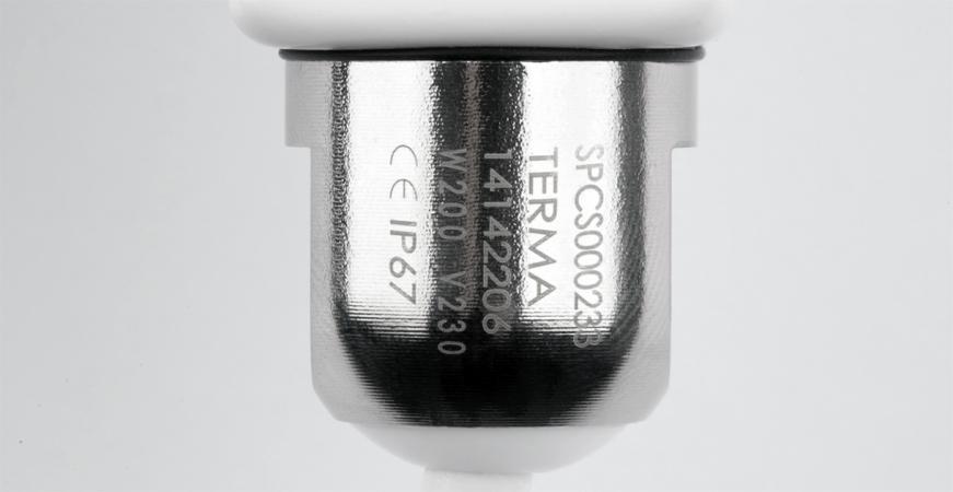 Изображение Нагревательный элемент Terma SIM со штекером №3