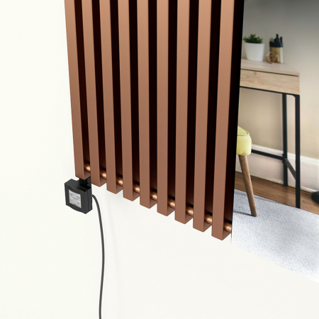 Изображение Электрический полотенцесушитель Terma Triga M E №3