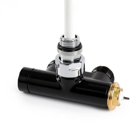 Изображение Вентиль интегрированый термостатический с трубкой угловой №1