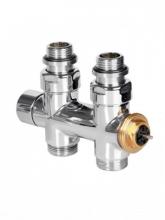 Вентиль интегрированный термостатический прямой 1/2 – 24x1  9